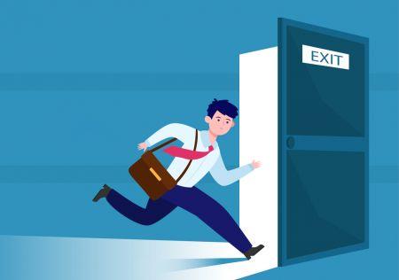 Suficiente por hoje. Quando você deve parar de negociar no ExpertOption?