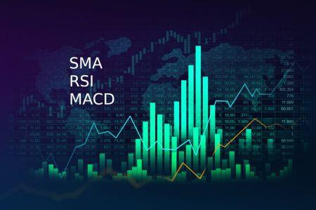 Como conectar o SMA, o RSI e o MACD para uma estratégia de negociação bem-sucedida no ExpertOption