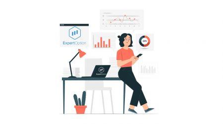 Como criar uma conta e registrar-se no ExpertOption