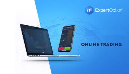 Como baixar e instalar o aplicativo ExpertOption para laptop / PC (Windows, macOS)
