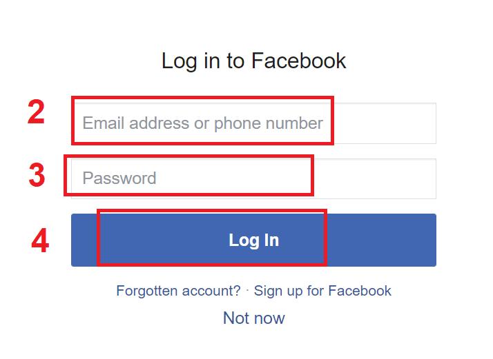 Como fazer login e verificar a conta no ExpertOption