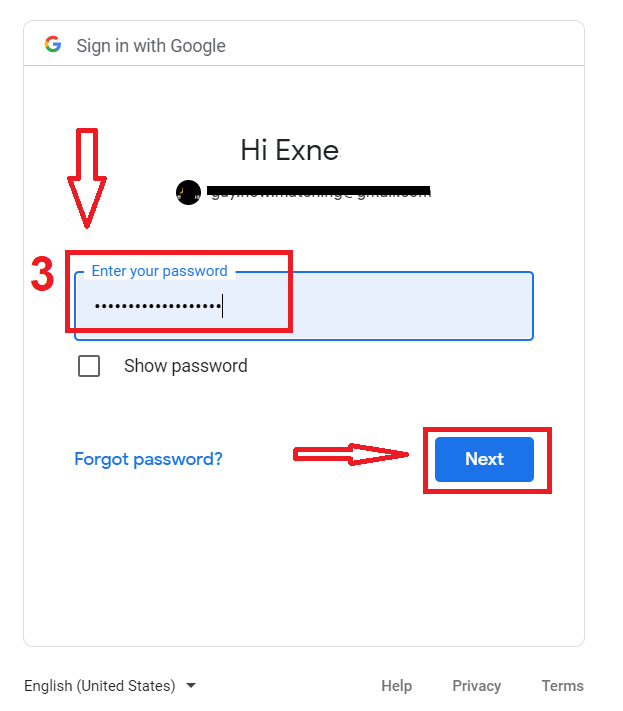 Como abrir uma conta e entrar no ExpertOption
